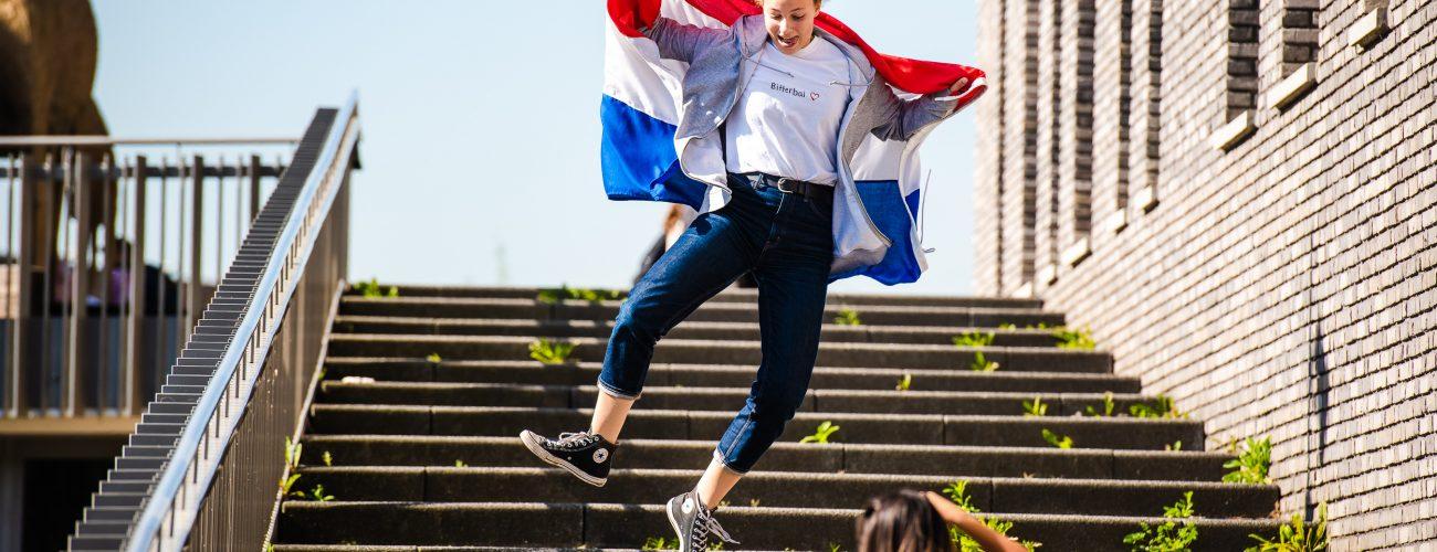 Dutch student UWCM